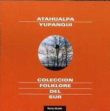 Atahualpa Yupanqui - Folklore Del Sur [New CD]