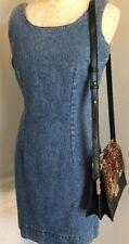 Vince Camuto Abril Shoulder Bag Leopard Calf Hair Black Leather $225 Nordstrom