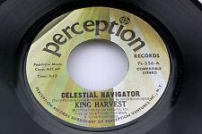 King Harvest: Celestial Navigator / Angels of Mercy  [Unplayed Copy]