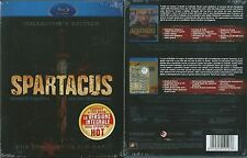 Spartacus. Sangue e sabbia + Gli dei dell'arena (Due Stagioni Complete) BOX 7 BR