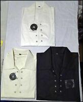 Ghillie Kilt Shirt Men's Scottish Jacobite Different Colors, Sizes Available