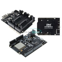 16340 Battery Shield ESP32 WiFi Bluetooth UNO R3 D1 CH340 R32 Devolopment Board