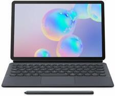Samsung Galaxy Tab S6 Book Cover Keyboard - Gray