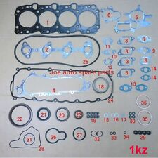 1KZ Full gasket for Toyota 4 Runner Land cruiser/90/Prado Hi-lux 2982cc 8v 3.0L