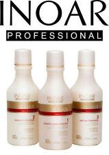 Inoar G.Hair Hair Straightening Treatment Mini Set - 250ml x 3
