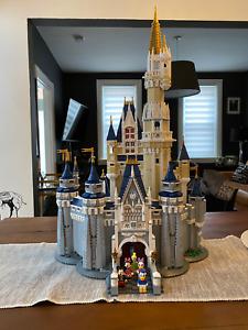 Used LEGO Disney Princess The Disney Castle (71040)