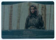 "OSHA ""METAL BASE CARD #48"" GAME OF THRONES VALYRIAN STEEL"