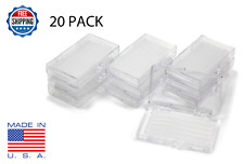 20 Pack Orthodontic WAX For BRACES Irritation - WHITE/UNSCENTED - Dental Relief