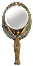 VeroneseFigurine Egyptian Goddess of Truth Order Balance Maat Hand Mirror