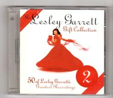 (HX368) The Lesley Garrett Gift Collection, discs 3 & 4 - 2000 double CD