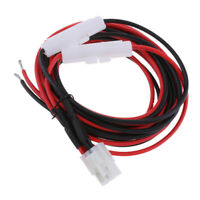 3Meter 30A Fuse Power Cable for Mobile Radio Yaesu FT-857D FT-897D IC-725A
