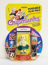 The Chipmunks Sweet Eleanor Toy Figure Vintage 1984 Ideal