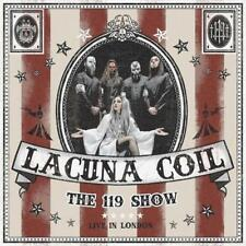 Lacuna Coil The 119 Show Live in London 2 CD & DVD All Regions NTSC NEW