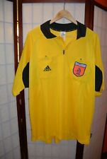 KNVB  Netherlands Holland scheidsrechter referee football match shirt  2XL .ALY