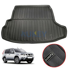 Fit For X-Trail 08-13 Rear Trunk Mat Boot Liner Cargo Tray Floor Carpet XTrail