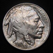1914-S Buffalo Nickel, Full Horn! Gem BU+++
