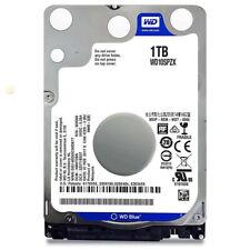 """Western Digital 1TB WD10SPZX 5400RPM 128MB 2.5"""" SATA Laptop HDD Hard Drive 7mm"""