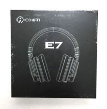 Cowin E7 Active Noise Cancelling Bluetooth Adjustable Headband Headphones