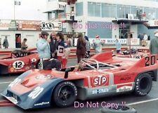 Jo Siffert STP Porsche 917/10 Edmonton puede am 1971 fotografía 1