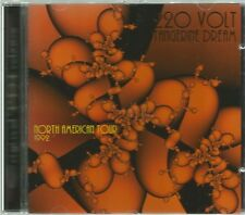 TANGERINE DREAM  -  220 VOLT LIVE.   /   IMPORT.   EDGAR FROESE.  JEROME FROESE.