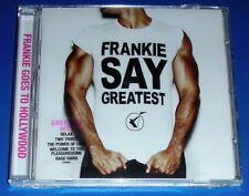 FRANKIE GOES TO HOLLYWOOD, Frankie Say Greatest, CD Album, 17 tracks, 2009