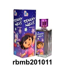 Dora the Explorer Starry Night Eau De Toilette 100 ml / 3.4 oz Marmol & Sons LLC