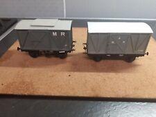 More details for o gauge wagons