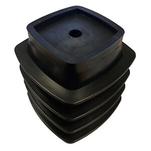 4 x CARAVAN STACKER STACK PADS to suit CORNER STEADY FEET STABILISERS (TS207)