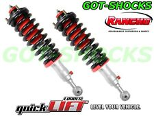"""RANCHO RS999913/RS999914 FRONT QUICKLIFT LOADED 2"""" LEVELING STRUT ASSEMBLY KIT"""