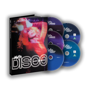 Kylie Minogue - Disco - 5CD - ID23p - Pre-order NOW!