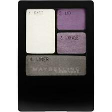 Maybelline New York 06Q Amethyst Smokes Eyeshadow Quads 0.17 oz LOT OF 5