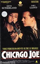 Chicago Joe (1991) VHS Penta  Home Video   Emily LLoyd