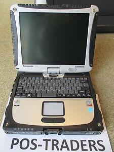 Panasonic Toughbook CF-19  CF-19KHS49AE CF19 MK3 C2D 1,2Ghz 500GB, 4GB, TACTILE