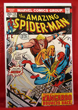 Amazing Spider-Man #126 (1973) Marvel Harry Osborn Green Goblin II B&B VF!