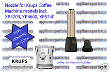 Krups Coffee Machine Nozzle and Connector Part MS623107 - NEW GENUINE IN STOCK