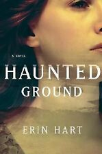 Haunted Ground by Erin Hart (2003, Hardcover)