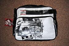 Run DMC stéréo vinyle Messenger Sac Bnwt Officiel Rap Hip Hop college school travail