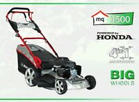 LAWNMOWER HONDA 160cc PROFESSIONAL lawn mower in outbreak self propelled
