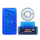 Car Wifi Obd2 Scanner Code Reader Automotive Diagnostic Tool Obdii Elm 327 1.5