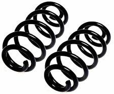 2x Audi A6 4F2 C6 2.0 2.4 2.7 Rear Coil Springs Without Sports Suspension 04-11