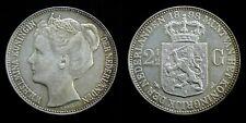 Netherlands - 2½ Gulden 1898 met punt tussen P.Pander ~ Zeer Fraai+