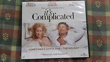 It's Complicated - Meryl Streep Steve Martin Alec Baldwin - VCD