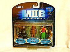 Men in Black Ii Agent Jay, Dad Alien & Scrad & Charlie
