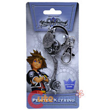 Kingdom Hearts Star Seeker Key Chain Licensed Pewter Metal Key Ring