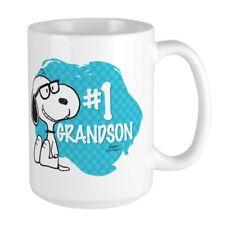 CafePress Number One Grandson Large Mug (1558010130)