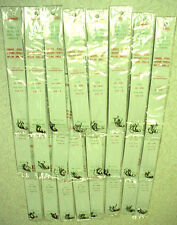 Jorgensen 1290-12 Snelled Wide Bend Hooks - 24 pks / 6 per pack - Size 12