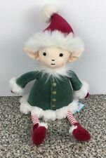 Jellycat I am Leffy Elf Plush Stuffed Animal LEF2E New