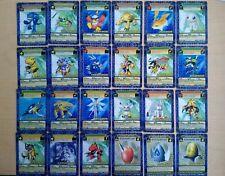 Complete Digimon Card Digi-Battle Series 3 Common Set