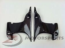 2007 2008 Yamaha R1 Handle Bar Dash Inner Cover Panel Fairing Cowl Carbon Fiber