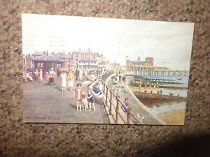 Bognor Regis West Parade People A R Quinton Postcard J Salmon *2650  1945  c2